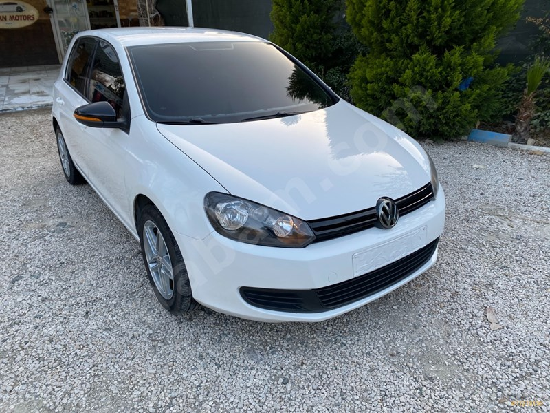 Sahibinden Volkswagen Golf 1.6 Trendline 2011 Model Hatay 148.000 Km Beyaz