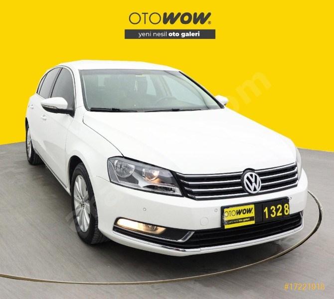 Galeriden Volkswagen Passat 1.6 Tdi Bluemotion Comfortline 2014 Model şanlıurfa 200.000 Km Beyaz