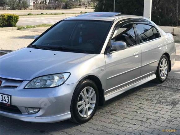 Sahibinden Honda Civic 1.6 i-VTEC ES 2005 Model