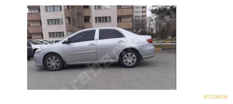 Sahibinden Toyota Corolla 1.4 D-4d Comfort 2010 Model Ankara 133.000 Km Gri (metalik)
