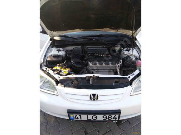 Sahibinden Honda Civic 1.6 ES 2003 Model