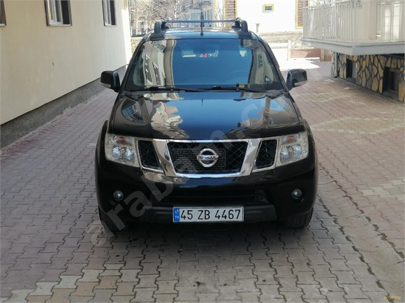 Sahibinden Nissan Navara 2.5 D 4x2 SE 2011 Model