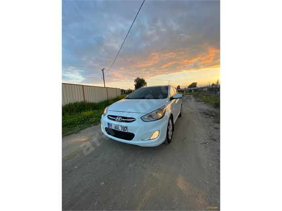 Sahibinden Hyundai Accent Blue 1.4 D-CVVT Mode Plus 2016 Model