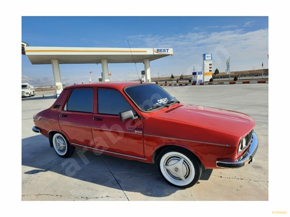 sahibinden renault r 12 tl 1983 model amasya 72 000 km 17254885 arabam com