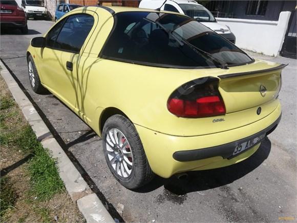Sahibinden Opel Tigra 1.6 1997 Model