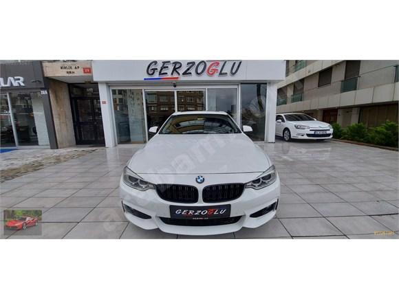 GERZOĞLU OTOMOTİV_DEN BMW 420d GRAN COUPE SPORT LİNE BOYASIZ