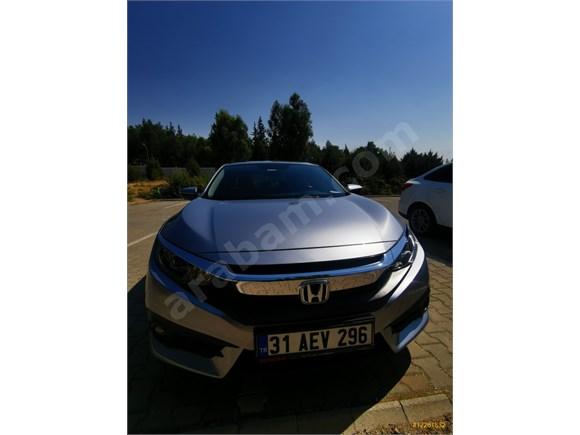 Sahibinden Honda Civic 1.6 i-VTEC ECO Elegance 2018 Model