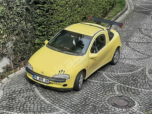 CİVCİV SATIŞTA Sahibinden Opel Tigra 1.6 2000 Model