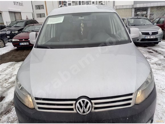 Sahibinden Volkswagen Caddy 1.6 TDI Trendline 2011 Model