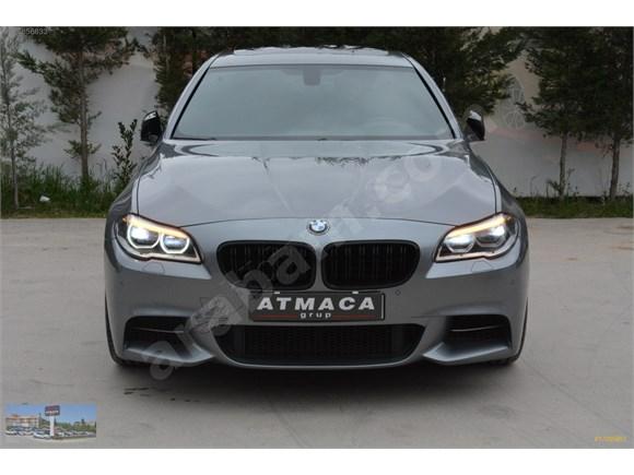 ATMACA OTOMOTİV den HATASIZ BOYASIZ BMW 550 d XDRİVE