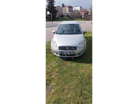 sahibinden temiz 2012 model Fiat Linea hasar kaydı yok değişen yok