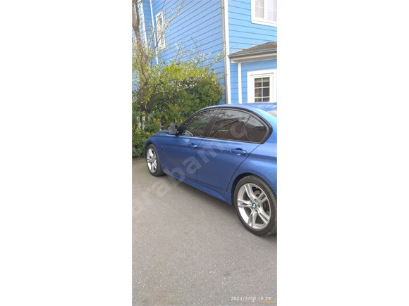 Sahibinden BMW 3 Serisi 320i ED 40th Year Editions 2016 Model