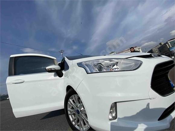 Sahibinden Ford B-Max 1.5 TDCi Titanium 2012 Model