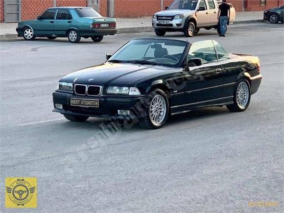MERT OTOMOTİVDEN 1997 MODEL BMW 320İ CABRİO DEĞİŞENSİZ