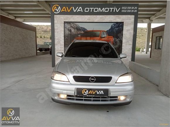 AVVA OTOMOTİV'DEN.2003 MD.OPEL ASTRA 1.6 CONFORT SEDAN.BAKIMLI..