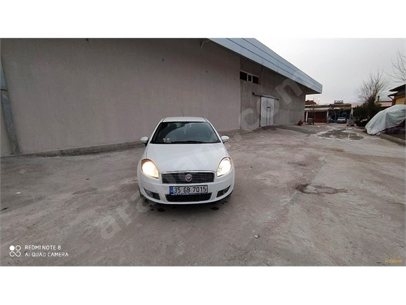 Galeriden Fiat Linea 1.3 Multijet Active Plus 2013 Model Denizli