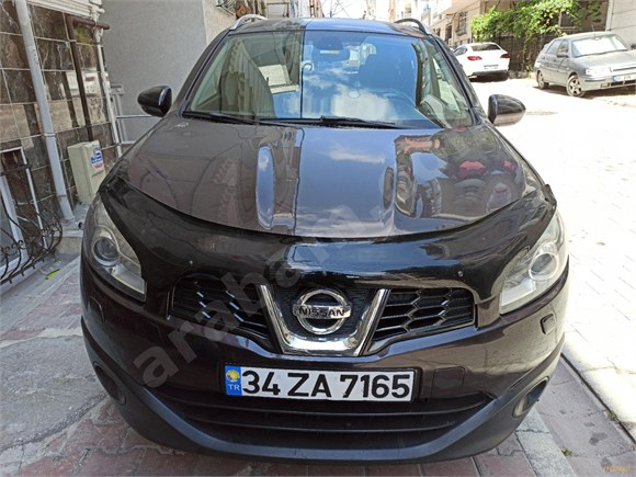 Sahibinden Nissan Qashqai+2 1.5 dCi Platinum 2012 Model