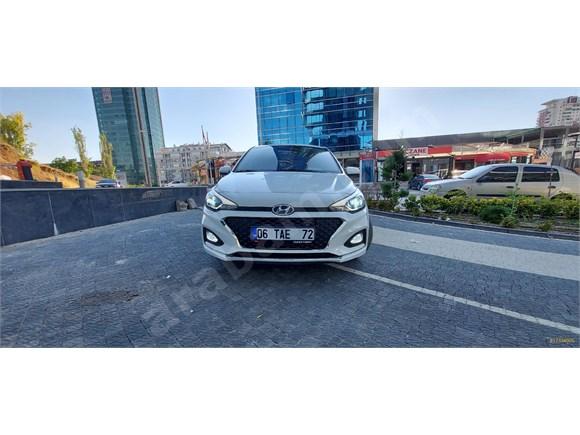 Sahibinden Hyundai i20 1.4 MPI Style 2019 Model Ankara
