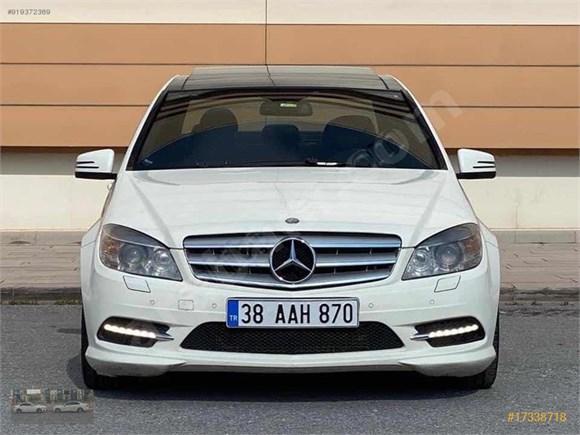 SUNA OTOMOTİVDEN 2011 C180 //AMG LETLİ 210 BİNDE