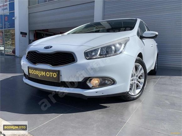 galeriden kia ceed 1 6 crdi concept 2012 model mugla 140 000 km beyaz 17340405 arabam com