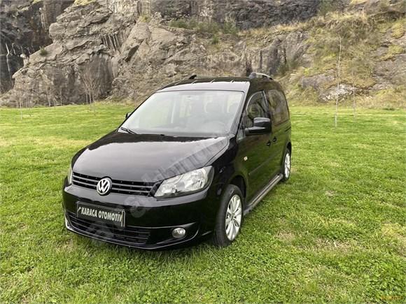 KARACA OTOMOTİVDEN VW CADDY 1.6 TDİ MANUEL