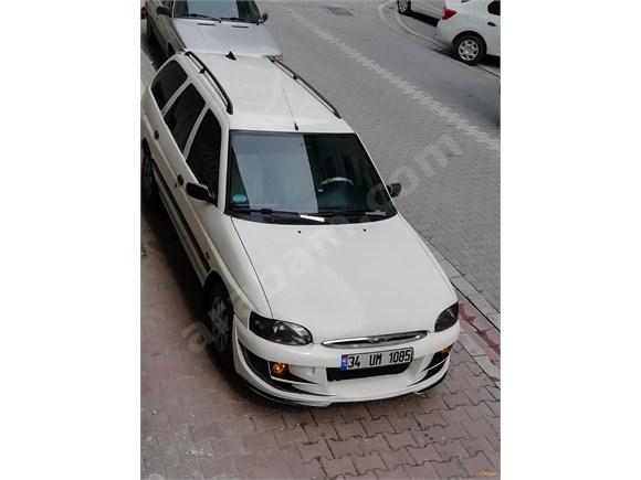 Sahibinden Ford Escort 1.6 CLX 1999 Model İstanbul