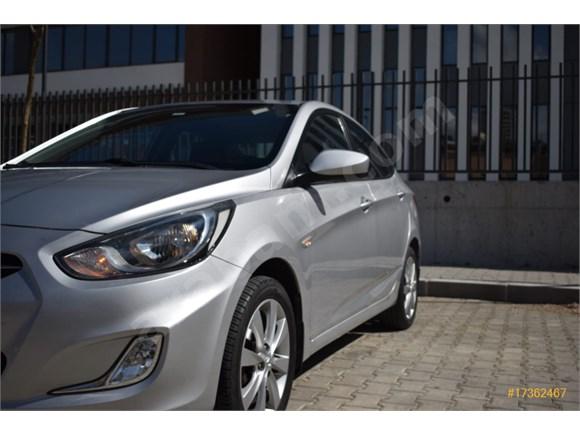 Sahibinden Hyundai Accent Blue 1.4 CVVT Mode Plus 2012 Model