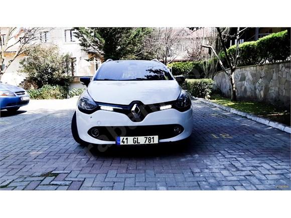 Sahibinden Renault Clio 1.2 SportTourer Icon 2015 Model