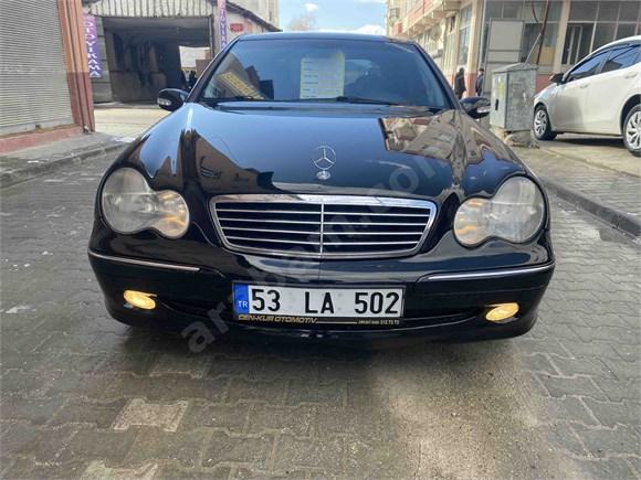 Berberoğulları Auto'dan Mercedes C200