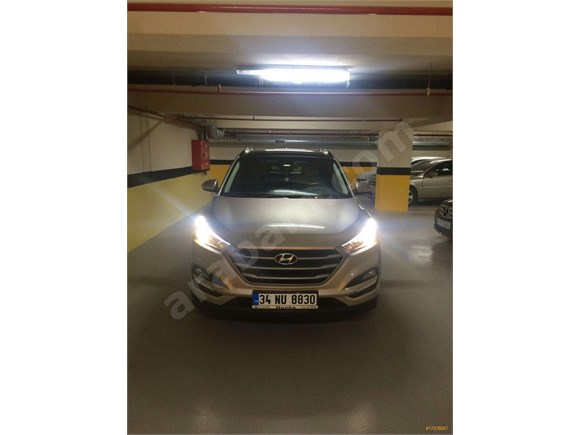 Sahibinden Hyundai Tucson 1.6 GDi Style Plus 2015 Model