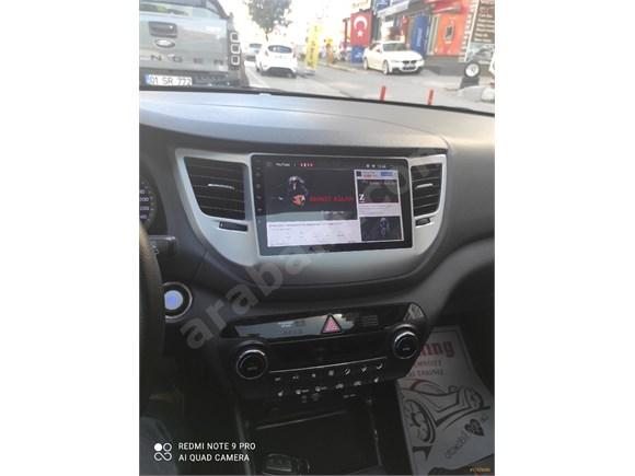 Sahibinden Hyundai Tucson 1.6 GDi Elite Plus 2017 Model