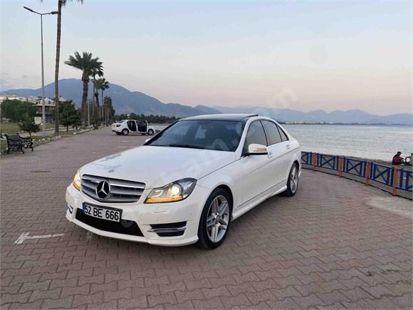 Sahibinden Mercedes - Benz C 180 AMG 7G-Tronic 2013 Model