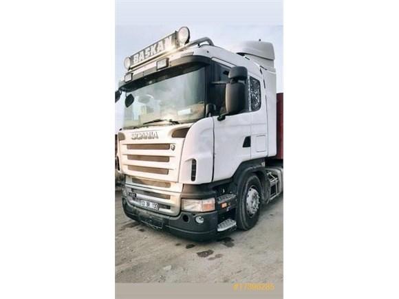 Sahibinden Scania R 420