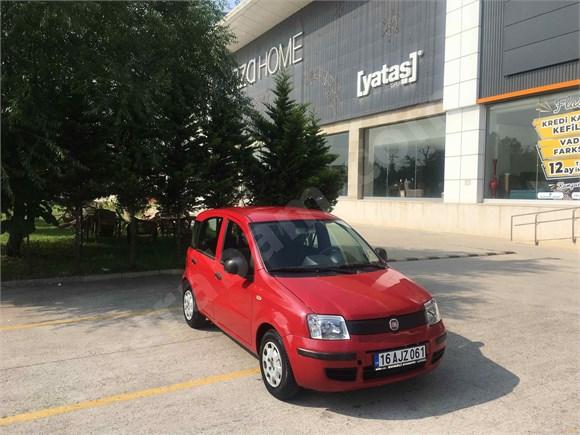Galeriden Fiat Panda 1.2 Active 2011 Model Bursa