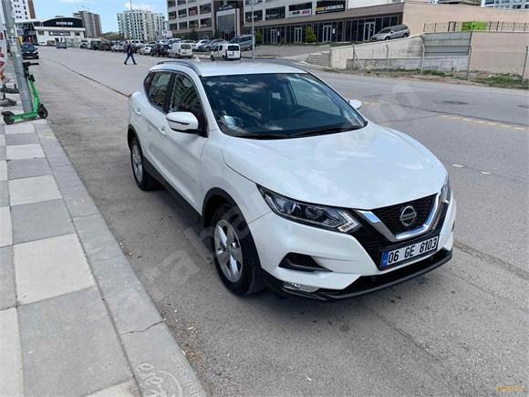 Sahibinden Nissan Qashqai 1.5 dCi Tekna 2019 trafik çıkışlı 8000km