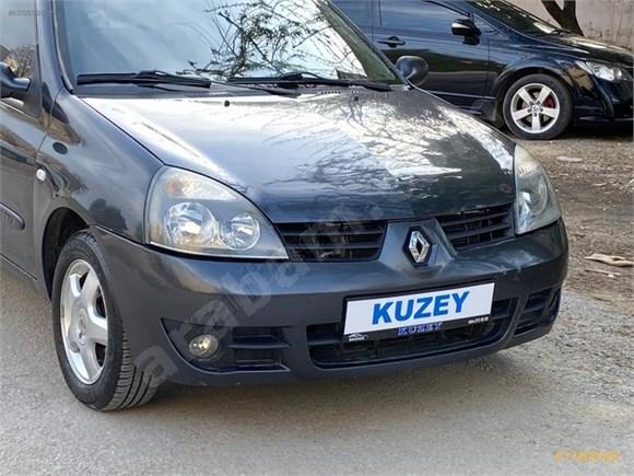 126.000km 2008 Renault symbol 1.4 expression 75hp LPG'li abs li