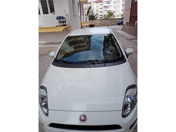 Sahibinden Fiat Punto 1.3 Multijet Popstar 2013 Model Isparta