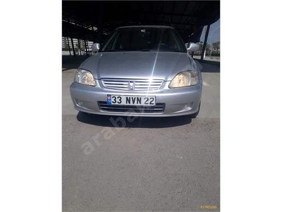 HONDA Civic 1.6 i ES 2001 Model GÜVENLİK PAKET