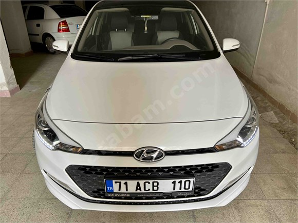 Galeriden Hyundai i20 1.4 MPI Elite Smart 2018 Model Kırıkkale