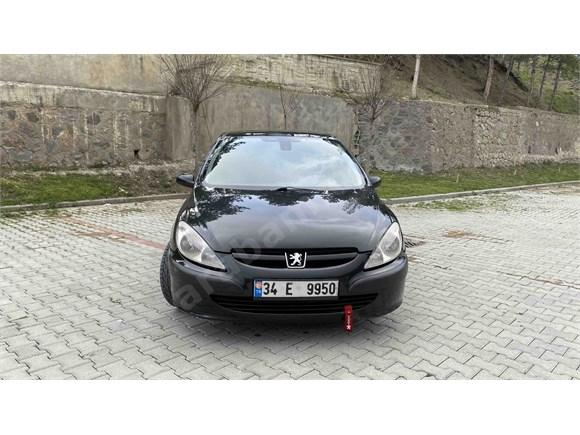MEMURDAN TEMİZ UYGUN Peugeot 307 1.6 XS 180.000Km