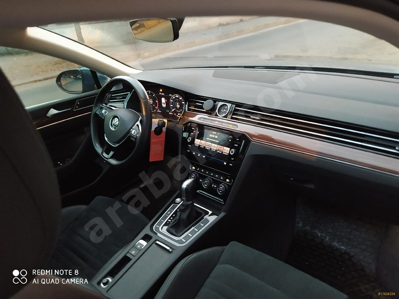 Sahibinden Volkswagen Passat 1.6 Tdi Bluemotion Highline 2018 Model İstanbul 46.600 Km -