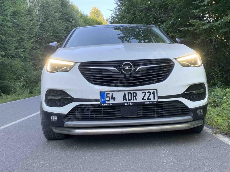 Sahibinden Opel Grandland X 1.6 D Ecotec Ultimate 2018 Model Sakarya 46.000 Km Beyaz