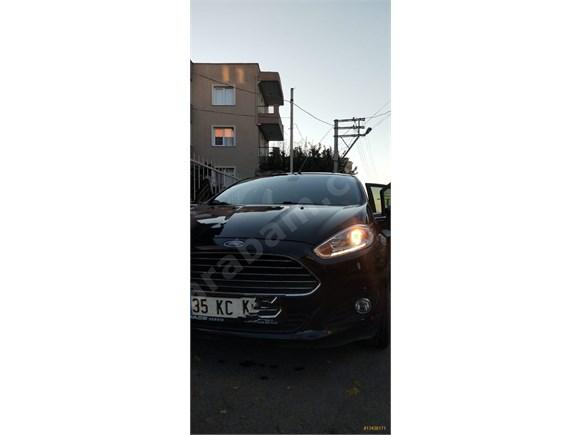 Sahibinden Ford Fiesta 1.5 TDCi Titanium X 2014 Model