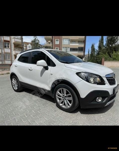 Sahibinden Opel Mokka 1.6 Cdti Enjoy 2015 Model şanlıurfa 90.000 Km Beyaz