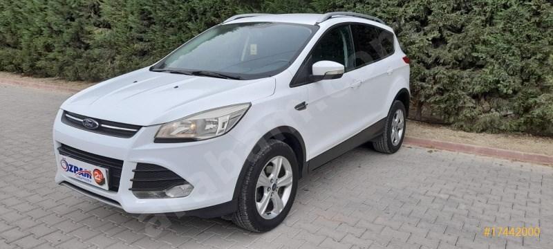 Galeriden Ford Kuga 1.6 Ecoboost Trend X 2014 Model Denizli 163.300 Km Beyaz