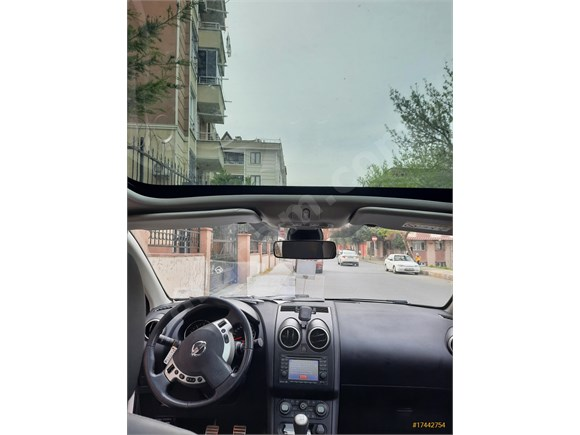 Sahibinden Nissan Qashqai+2 1.5 dCi Platinum 2014 çıkıslı Model İstanbul