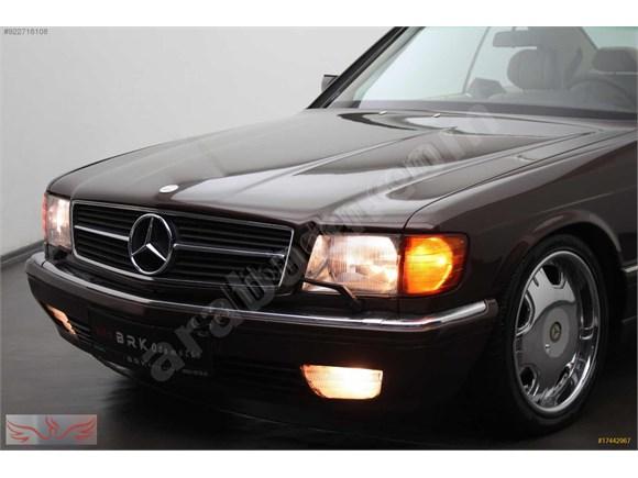 BRK CLASSIC AUTO'DAN EKSİKSİZ KUSURSUZ W126 500 SEC
