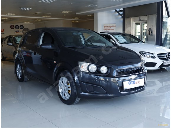 """""""NEW AUTO"""" 2013 CHEVROLET AVEO HB 1.4 LT OTOMATİK LPG'Lİ"""