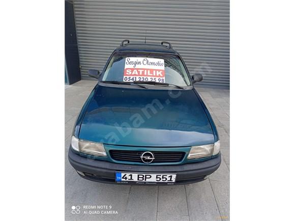 GEBZE SEZGİN OTOMOTİV DEN STEJIN WAGON Opel Astra 1.6 GL 1998 Model Kocaeli