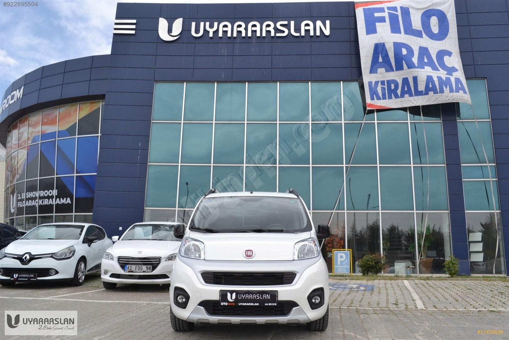galeriden fiat fiorino combi 1 3 multijet premio 2019 model konya 8 500 km beyaz 17450826 arabam com